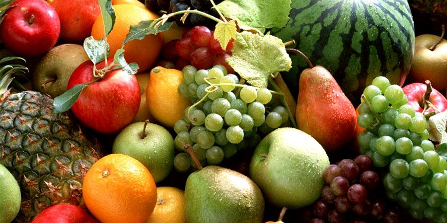 Fruta na época ideal