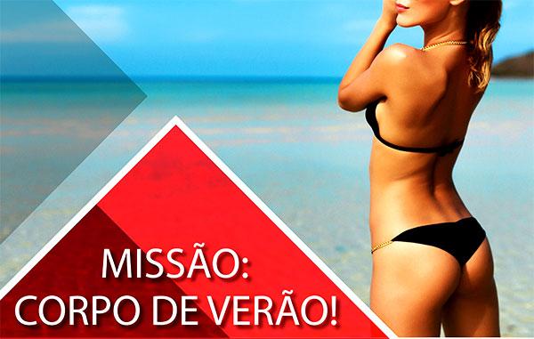 Missão: Corpo de Verão!
