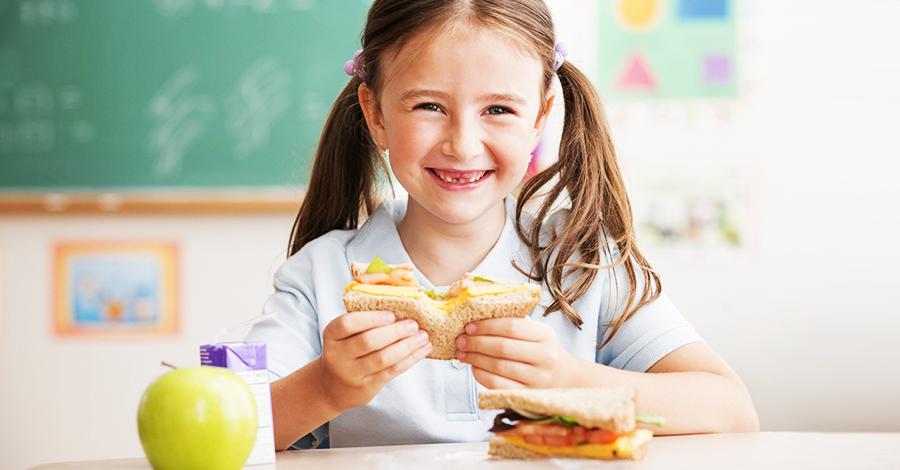 Lancheiras saudáveis no regresso às aulas
