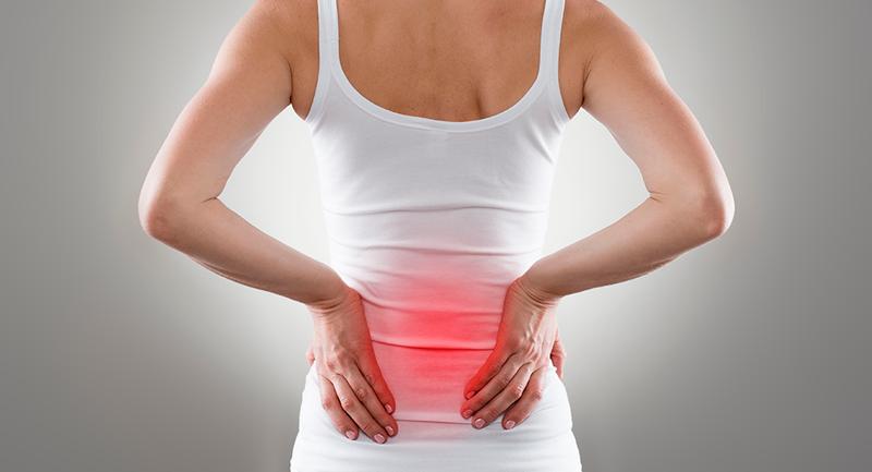 Dor lombar – Porque surge e como tratar?